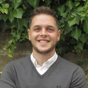 Photo of Matt Moore, Kingsley Roofing contracts manager