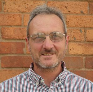 Photo of Simon Boxall, Kingsley Roofing contracts manager
