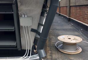 Rainwater systems downpipe gutter drainpipe