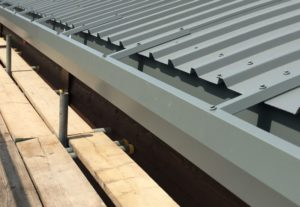 Trimline gutter refurbishment